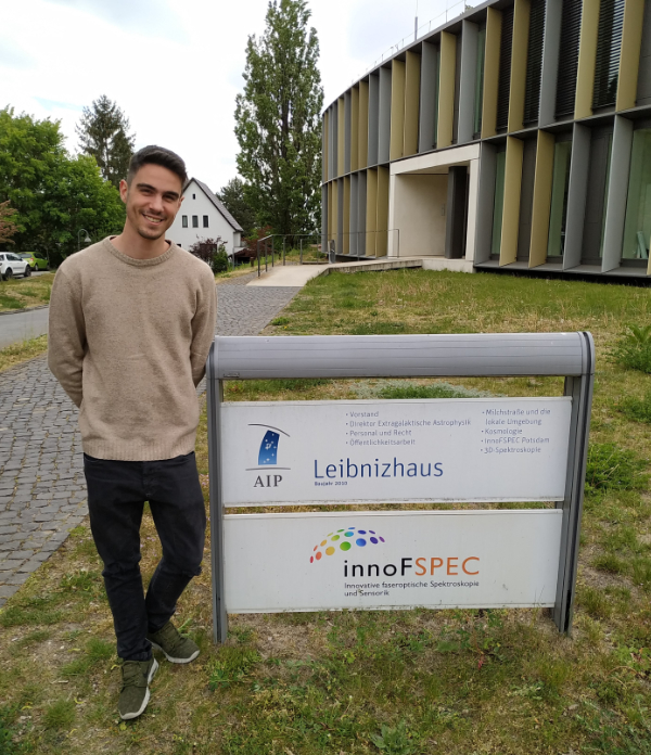 Erasmus traineeship concluded