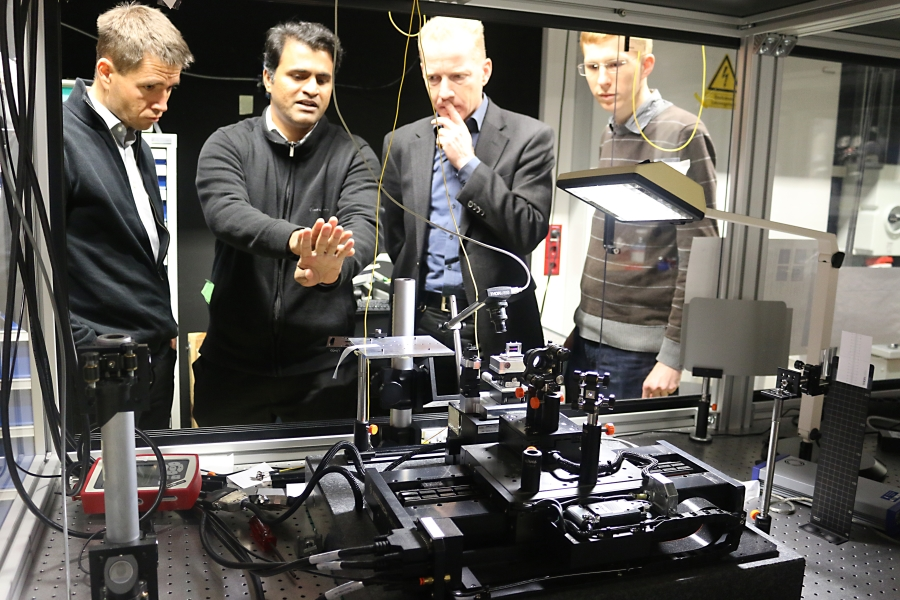 innoFSPEC Potsdam developing innovations in photonics